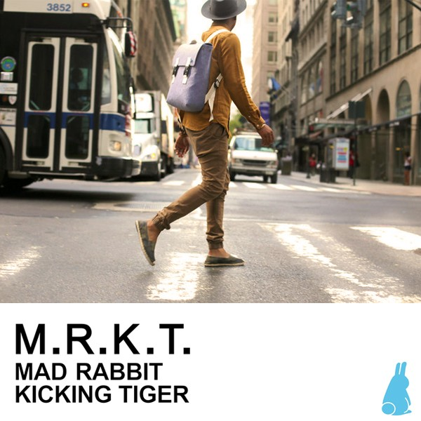 M.R.K.T. エムアールケーティー Garfileld Hand bag ガーフィールド ハンドバッグ THERMO(サーモ)樹脂 メッセンジャーバッグ サイクリング用鞄 mrkt バックパック デイパック かばん バッグ