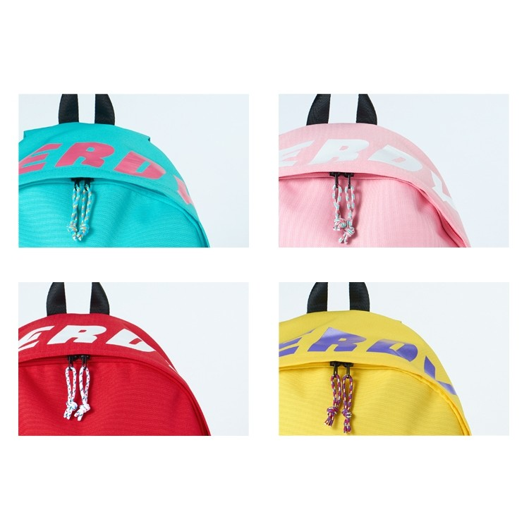 NERDY,Basic,Logo,Backpack,バックパック,リュックサック,バック,原宿,メンズ,レディース,nerdy,正規品
