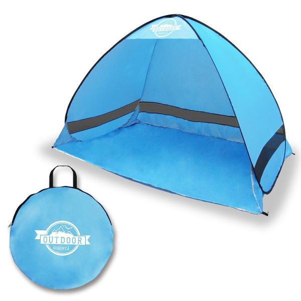テント ワンタッチテント クイックキャンプ おしゃれ ポップアップテント サンシェードテント 1人 2人 3人用 キャンプ|liberta-shop|07