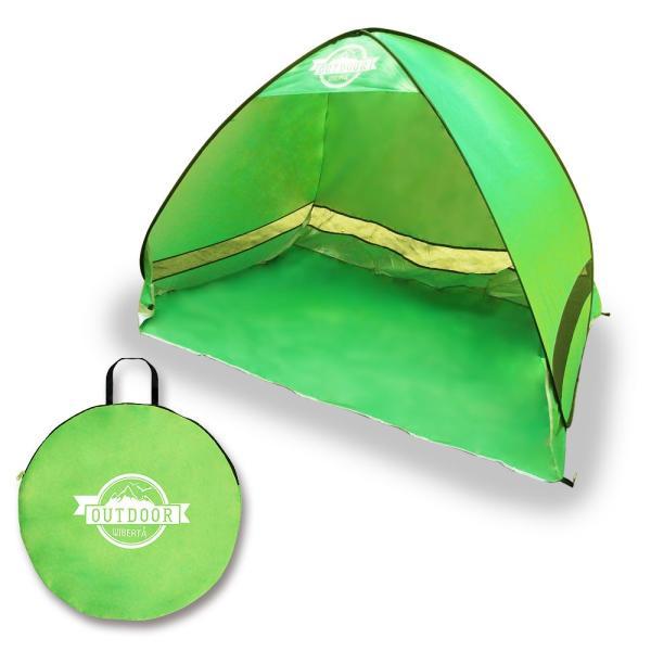 テント ワンタッチテント クイックキャンプ おしゃれ ポップアップテント サンシェードテント 1人 2人 3人用 キャンプ|liberta-shop|09