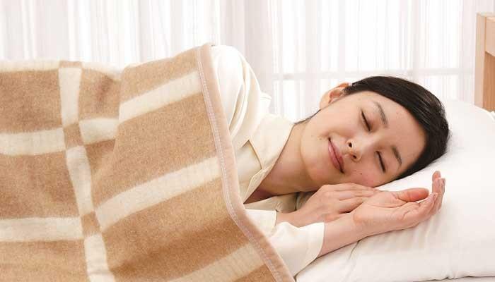 椙山紡織 電気敷毛布(ゲルマニウム) SB-KG101