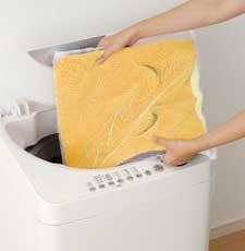 洗濯機使用可(洗濯ネット使用)