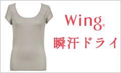 Wing 瞬汗ドライ