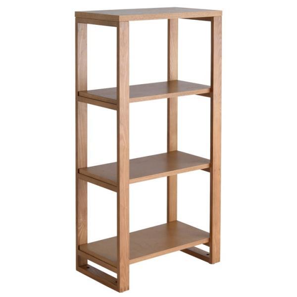 シェルフ棚 木製 北欧 シンプル 棚 収納 ラック 幅59cm 飾り棚 オープン life-styling-shop 11