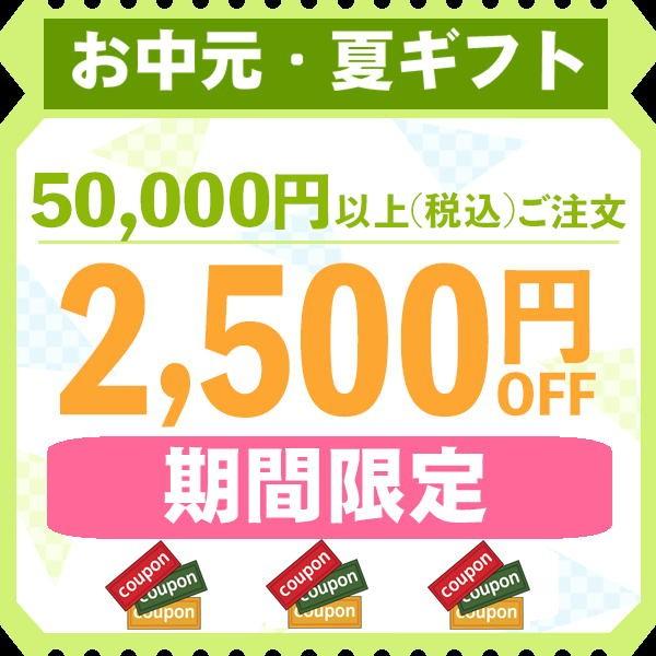 お中元 クーポン 2,500円引き