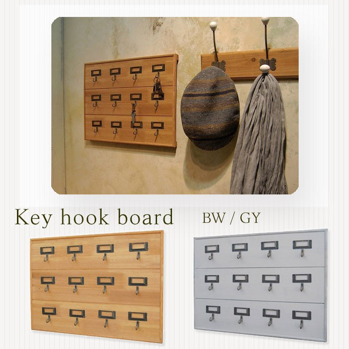 N.Wキーフックボード