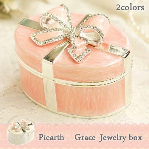 グレース宝石箱ジュエリーボックス