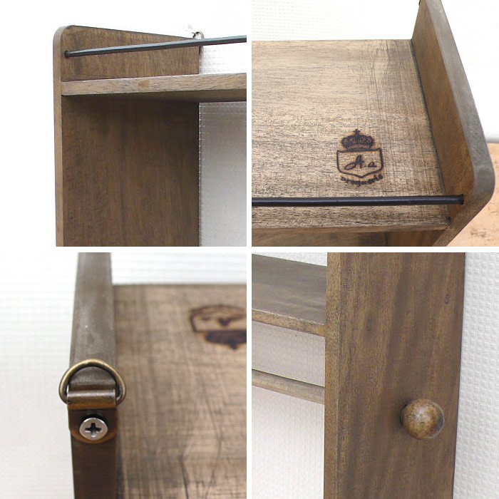 キッチンペーパーホルダー 木製
