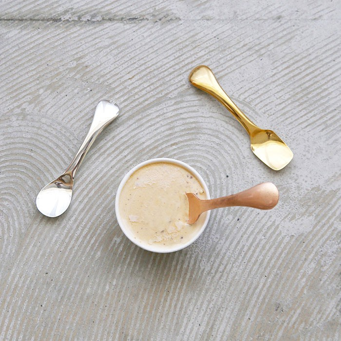 銅製 アイススプーン