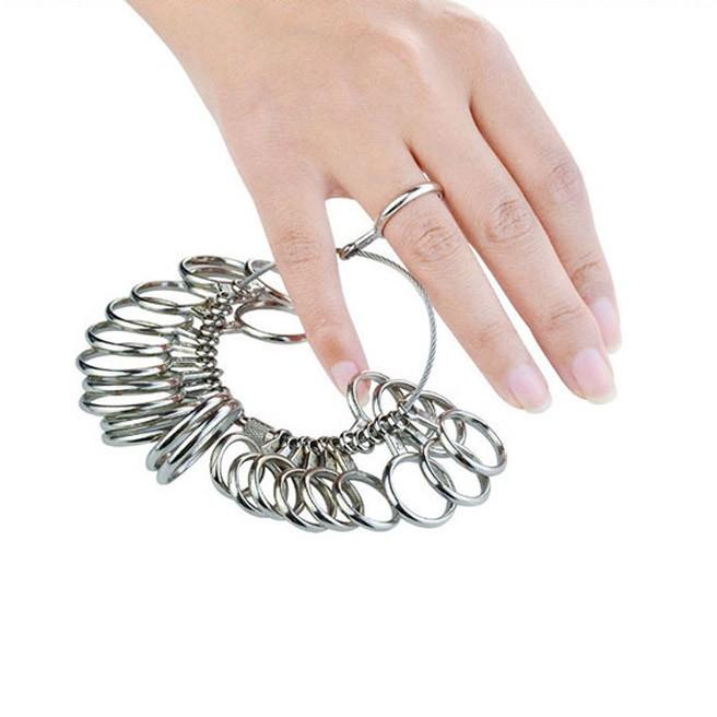 リングゲージ 指輪 サイズゲージ リングサイズ 指の大きさ 指のサイズ 指輪のサイズ 指輪ゲージ 号数測り 指輪測り 指 測り 指計測 計測