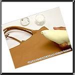 革の保護、ツヤだし、小傷のケアに保湿保革万能クリーム【Brillo】4