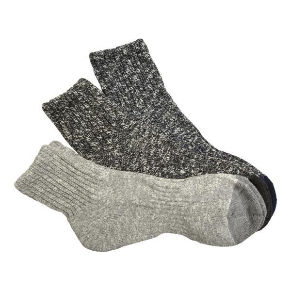 ショートソックス メンズ Healthknit ヘルスニット 3P ソックス 靴下 3足セット ショート スニーカー 送料無料 通販M3 limited 10