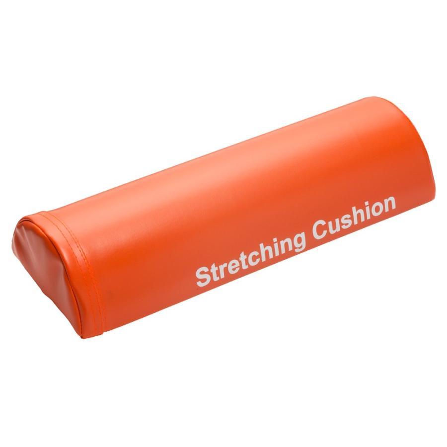 ストレッチングクッション ミニ ハーフ 長さ41cm 半円柱 かまぼこ型 ストレッチ用ポール ヨガポール LINDSPORTS リンドスポーツ|lindsp|06