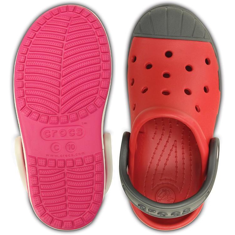 【crocs】【クロックス】【正規代理店】crocs bump it clog kids クロックス クロックス バンプ イット クロッグ キッズ 正規品 カジュアル サンダル バックストラップ クラシックケイマン フラットシューズ 子供靴