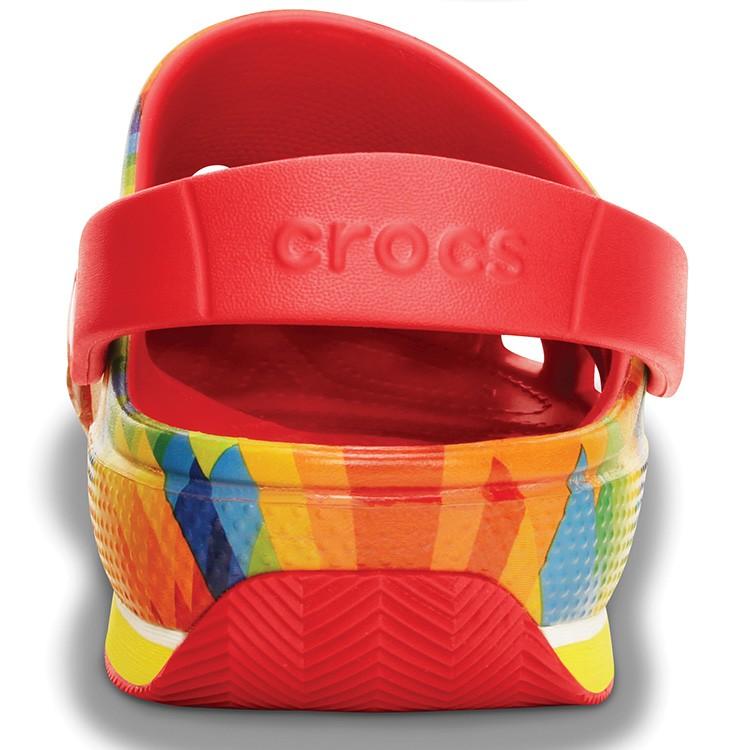 【crocs】【クロックス】【正規代理店】crocs retro thermal graphic clog クロックス レトロ サーマル グラフィック クロッグ 正規品 レディース メンズ ユニセックス 男女兼用 カジュアル サンダル クラシック ケイマン タイプ