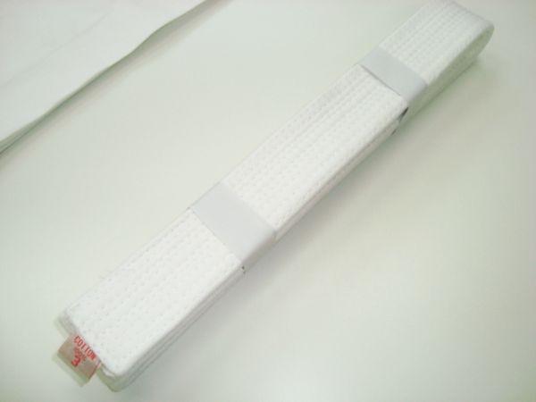 授業用柔道着【J250】白帯付き写真
