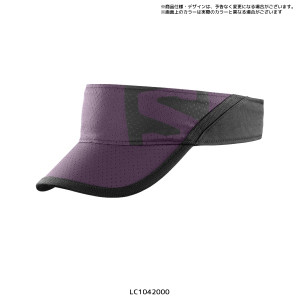 SALOMON(サロモン)【2019/限定/サンバイザー】 XA VISOR(XAバイザー)【ランニングバイザー】 linkfast 05