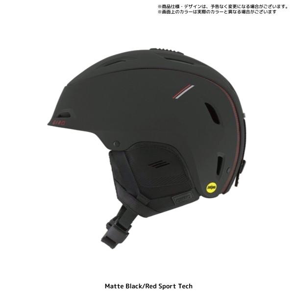 18 19 GIRO(ジロ)【在庫処分商品/スノーヘルメット】 RANGE MIPS