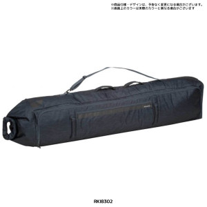 19-20 ROSSIGNOL(ロシニョール)【数量限定商品】 Premium Extendable Wheely SkiBag 2Pairs(スキーバッグ2ペアウィール)RKIB302【2台入れスキーバッグ】|linkfast|05