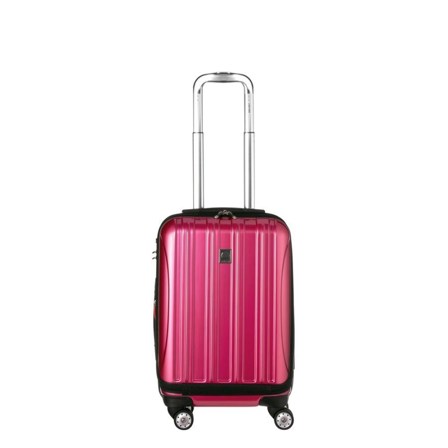 DELSEY デルセー スーツケース 機内持ち込み 拡張 キャリーケース sサイズ フロントオープン 軽量 42L HELIUM AERO delsey paris|linkhoo-store|24