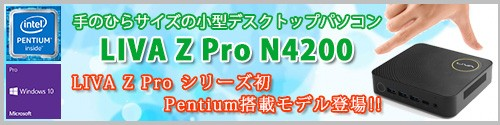 LIVA Z Pro N4200 近日登場