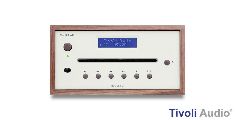 Model CD(モデルCD)/クラシックウォールナット×ベージュ/ラジオ/チボリ・オーディオ,デザイン家電,ラジオ,北欧インテリア
