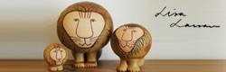 Lisa Larson,リサラーソン,北欧の陶芸家