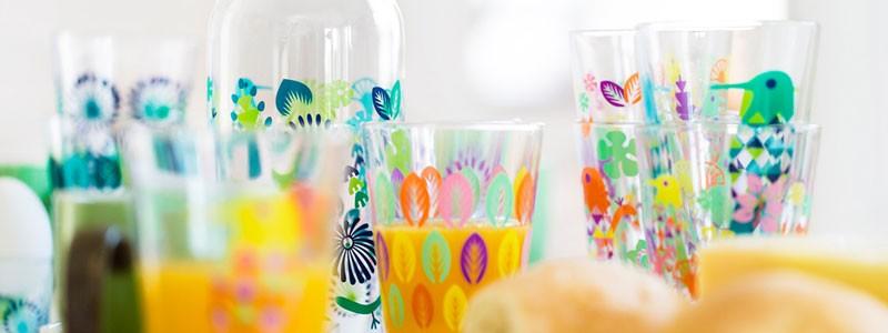 Fantasy Glass(ファンタジーグラス),glass,Sagaform,サガフォルム,Hanna Wering,ハンナ・ヴェルニング,スウェーデン,北欧食器