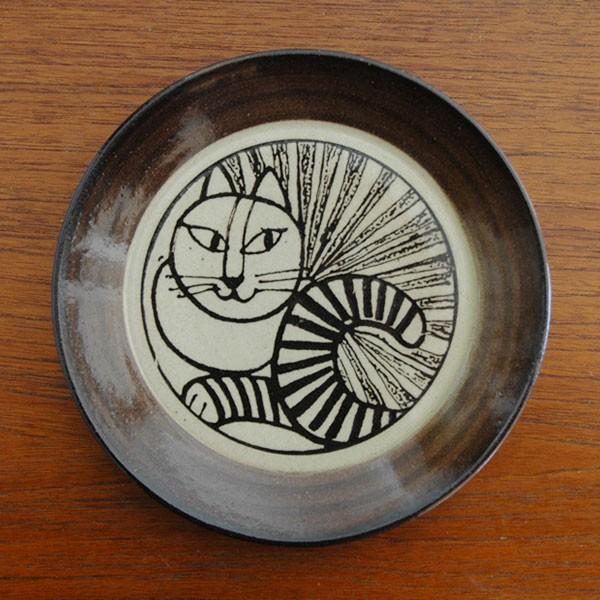 益子の皿ねこ,Lisa Larson,リサラーソ,JAPAN Series