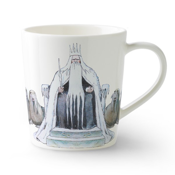 King Winter,Elsa Baskow(エルサ・べスコフ)マグカップ