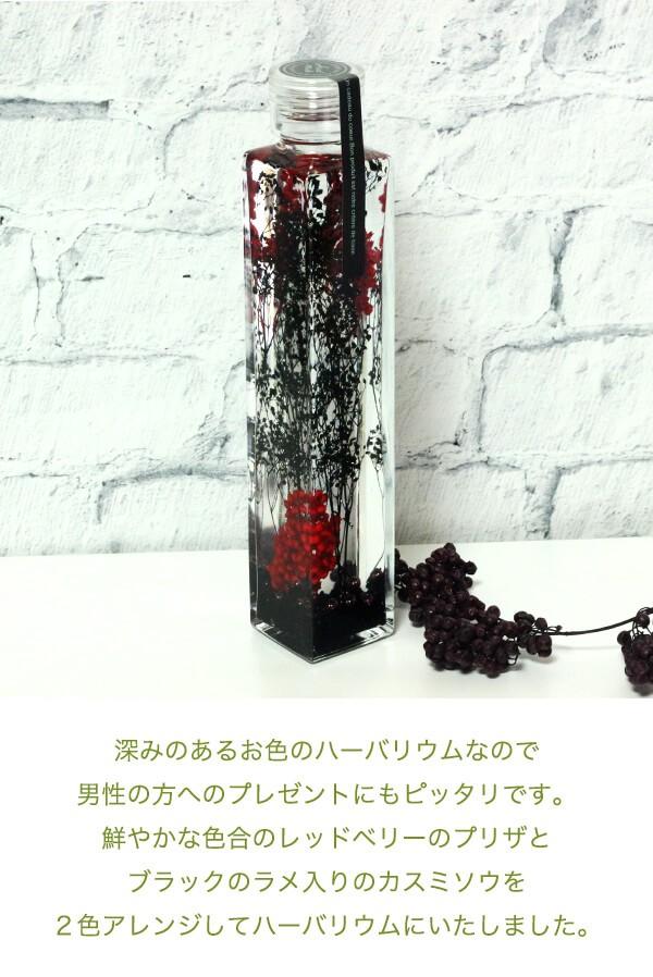 ハーバリウム レッドペッパー 商品イメージ1