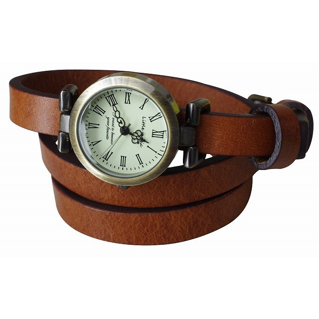 腕時計 レディース 可愛い リトルマジック 時計 おしゃれ 小さめ 1重巻き アンティーク 腕時計 本革 防水 人気 ブランド ブレスレット 腕時計 レディース 時計|littlemagic|25