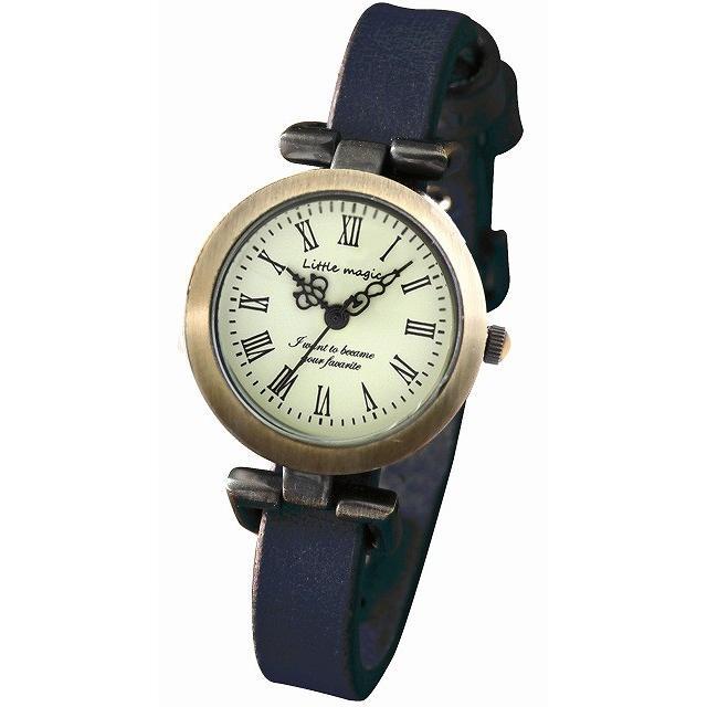 腕時計 レディース 可愛い リトルマジック 時計 おしゃれ 小さめ 1重巻き アンティーク 腕時計 本革 防水 人気 ブランド ブレスレット 腕時計 レディース 時計|littlemagic|22