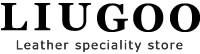 本革レザージャケットのリューグー ロゴ