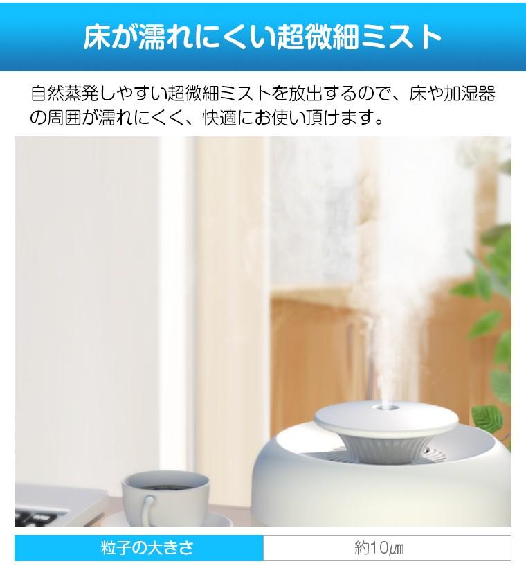 上から給水 加湿器