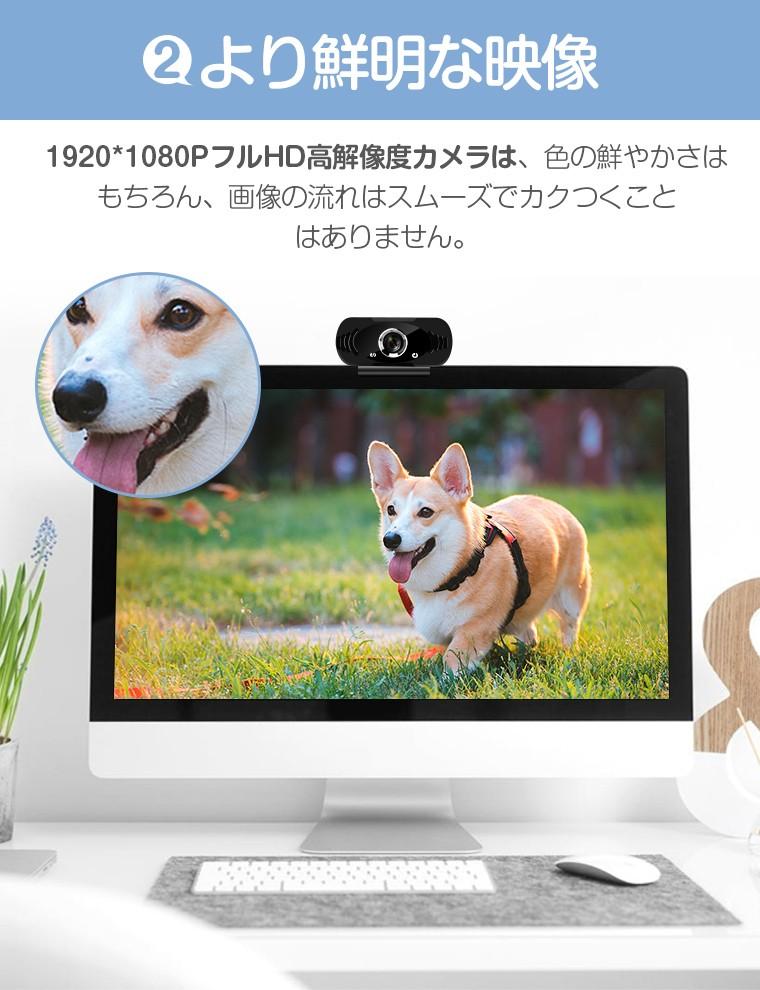 高画質 ウェブカメラ