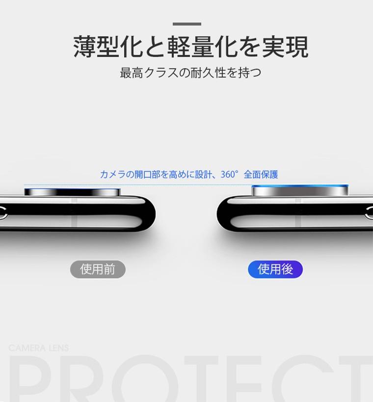 iPhone X ガラスフィルム