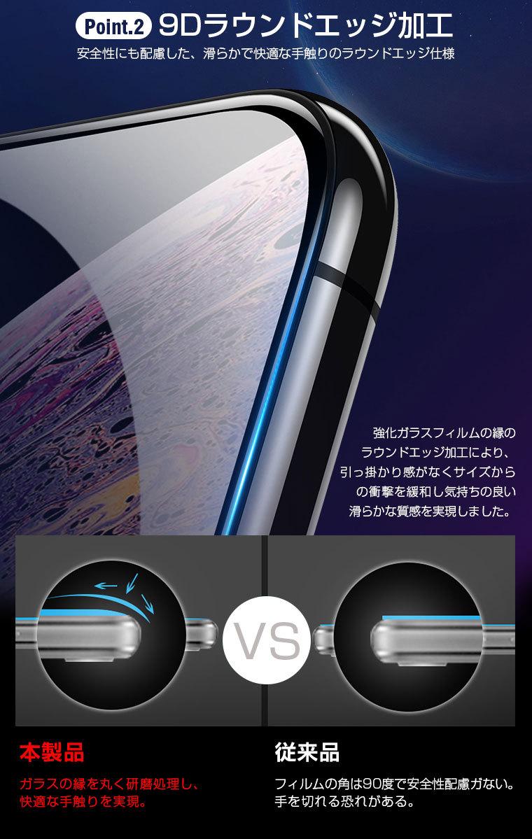 iPhone 12 Pro Max フィルム 9D