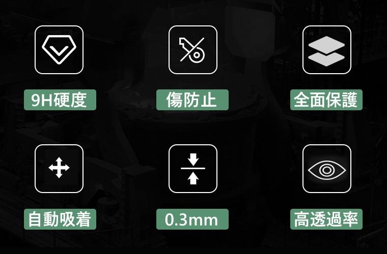 iPhone 11 Pro カメラフィルム