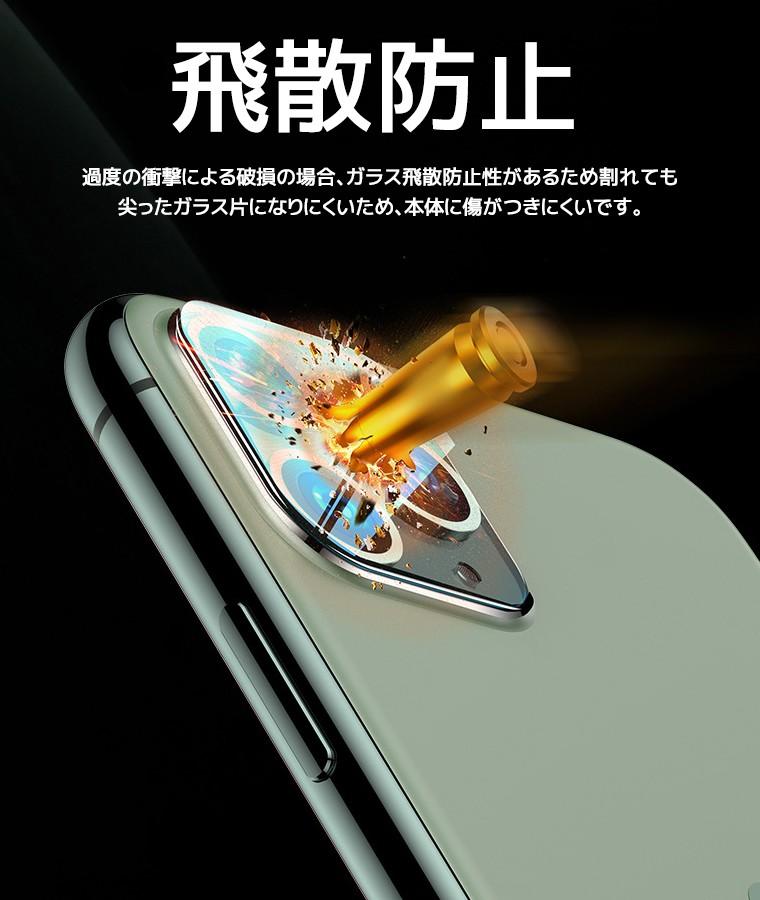 iPhone 11 Pro Max 背面 ガラスフィルム