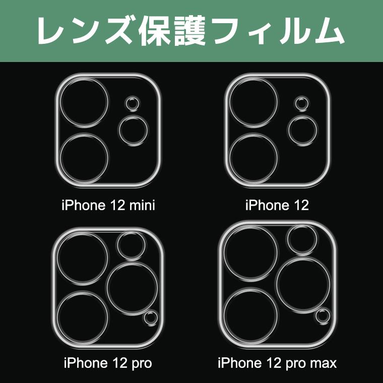iPhone 11 Pro Max レンズ保護 ガラスフィルム