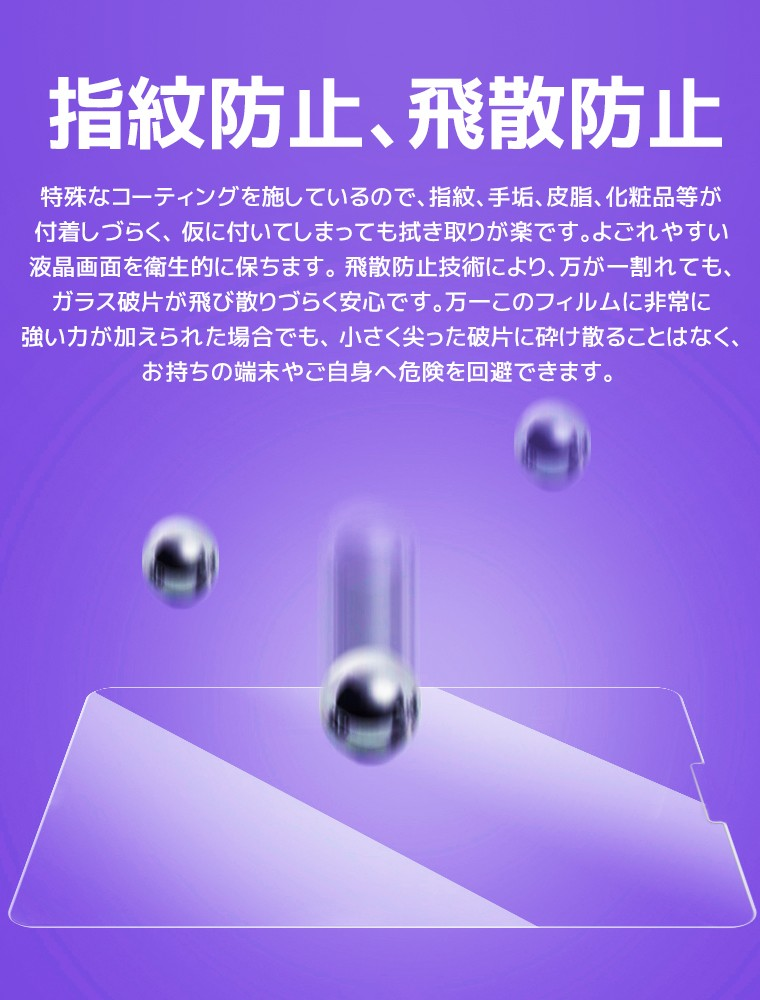 iPad Pro 11 ガラスフィルム