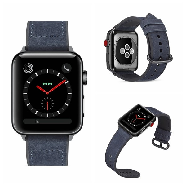 Apple Watch Series 3 レザーバンド