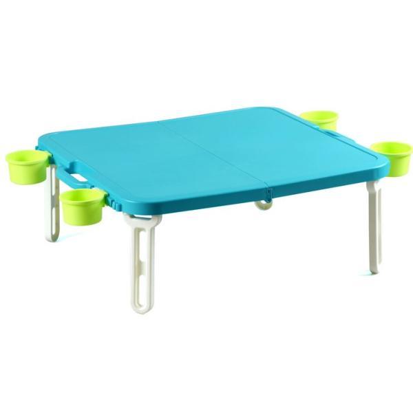 折りたたみ ピクニックテーブル 運動会 ベランピング 巣ごもり バタフライレジャーテーブル角型|livewell|16