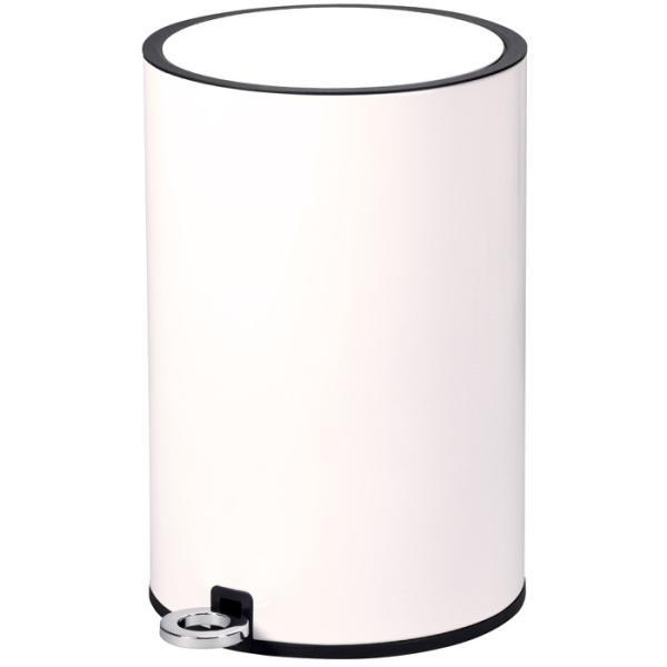 送料無料 ポイント消化 ペダルペール ゴミ箱 ごみ箱 おしゃれ ペダルペール丸12L|livewell|08