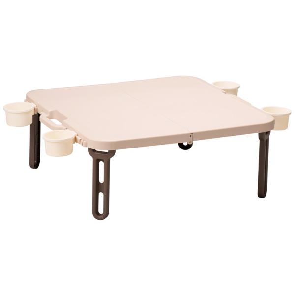 折りたたみ ピクニックテーブル 運動会 ベランピング 巣ごもり バタフライレジャーテーブル角型|livewell|18
