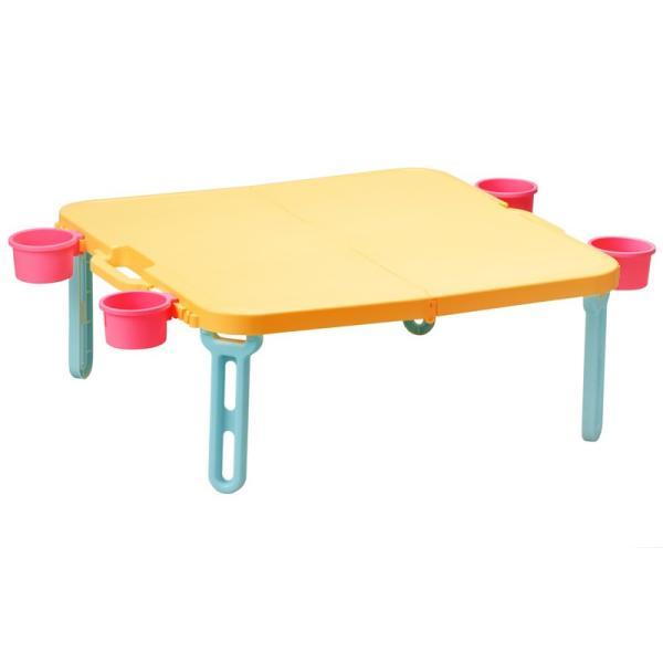 折りたたみ ピクニックテーブル 運動会 ベランピング 巣ごもり バタフライレジャーテーブル角型|livewell|19