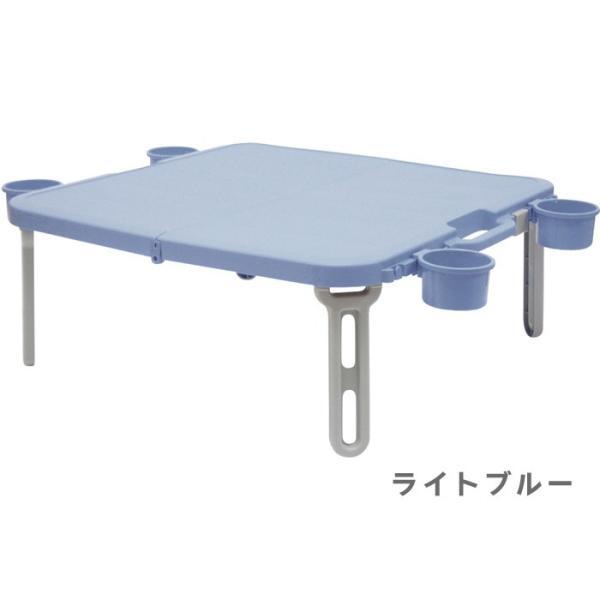 折りたたみ ピクニックテーブル 運動会 ベランピング 巣ごもり バタフライレジャーテーブル角型|livewell|20