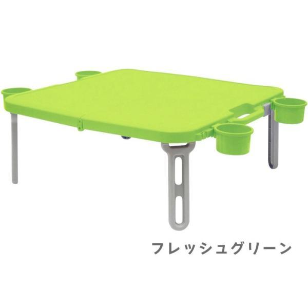 折りたたみ ピクニックテーブル 運動会 ベランピング 巣ごもり バタフライレジャーテーブル角型|livewell|21