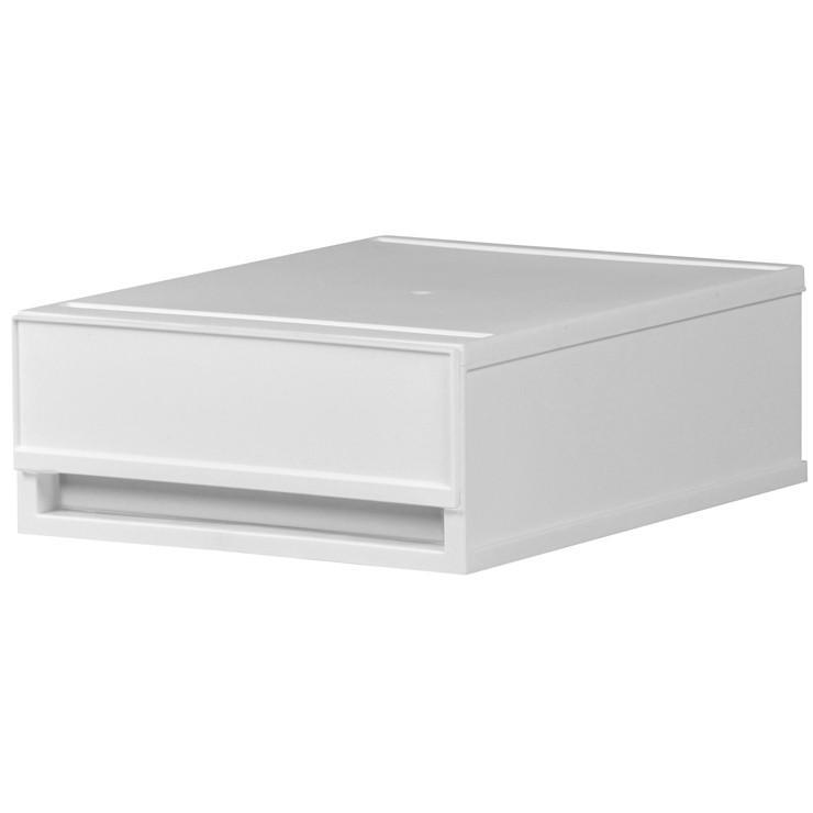 レターケース おしゃれ 引き出し プラスチック 収納ケース 1段 A4サイズ プラストベーシックFRA401|livewell|12